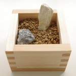 3:石を置く